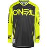 ONeal Mayhem Lite Bike Jersey Longsleeve Men Blocker yellow/black